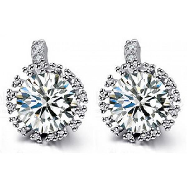 Diamond Liked Ear Ring