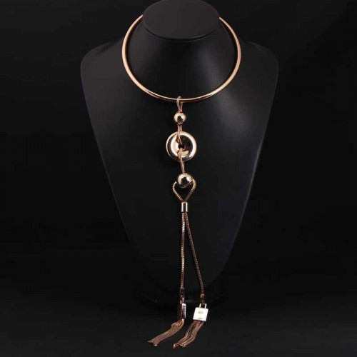 Long Fashion Choker
