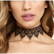 Black Lace Choker (ASD44)