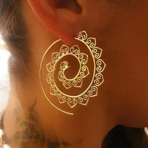 Tribal Ear Ring (ASD67)