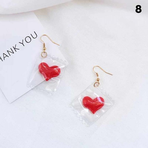Heart Candy Ear Ring