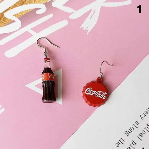 Coca-Cola Ear Ring