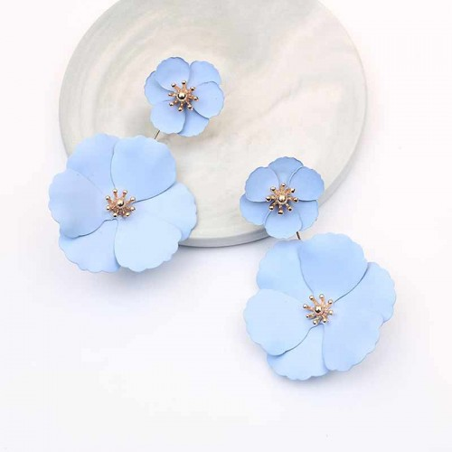 Convertible Flower Earring