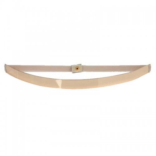 Beige Metal Belt (BLTA06)