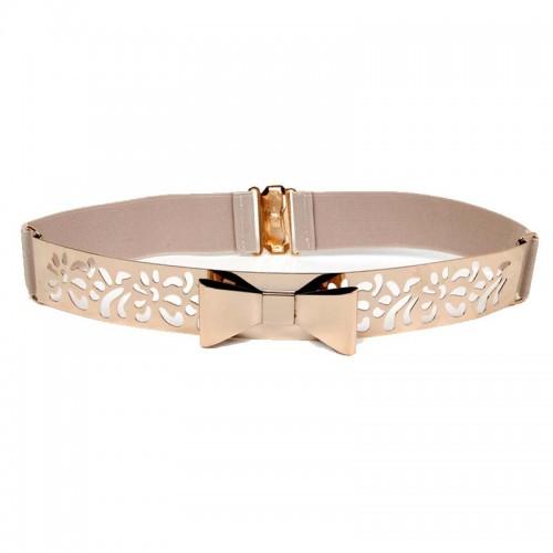 Ribbon Metal Belt (BLTA07)