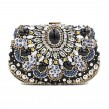 Beaded Rectagular Clutch