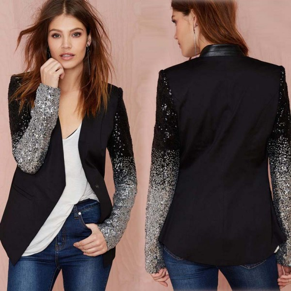 Sequins Touch Jacket