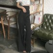 High Waist Pants (Black)
