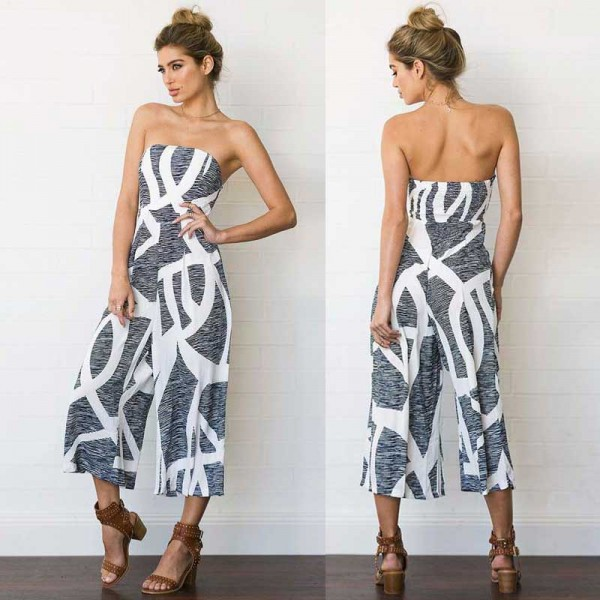 Tube Jumpsuit (FSAU10)