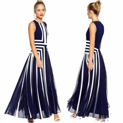 Orygamy Long Dress