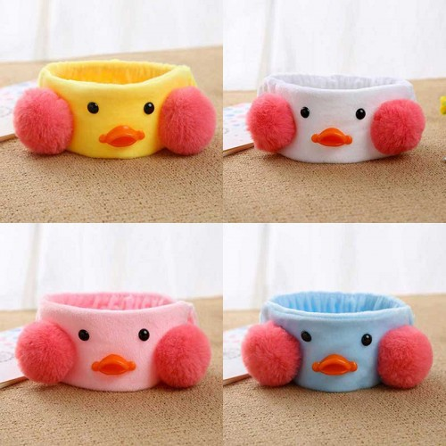 (1+1 COMBO) Duckling Elastic Hair Band