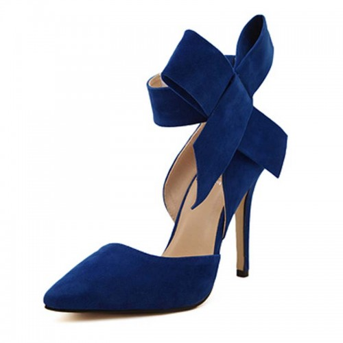 Blue Ribbon Cover Heels