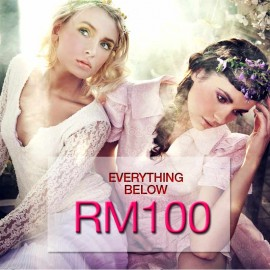 Everything Below RM100