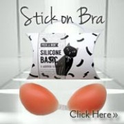 Stick on Bra